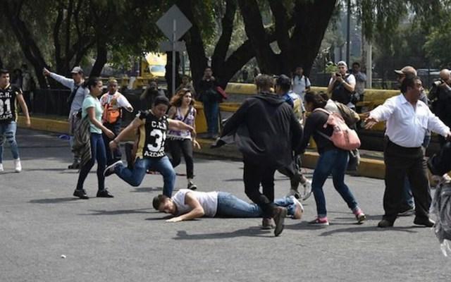 Detienen en Tamaulipas a otro implicado en agresiones en la UNAM - Foto de @MAHP1804