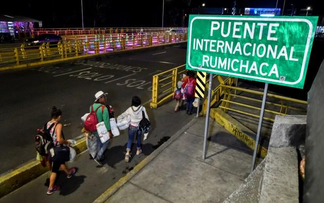 Venezuela acusa a la ONU de promover intervenciones extranjeras - Foto de AFP