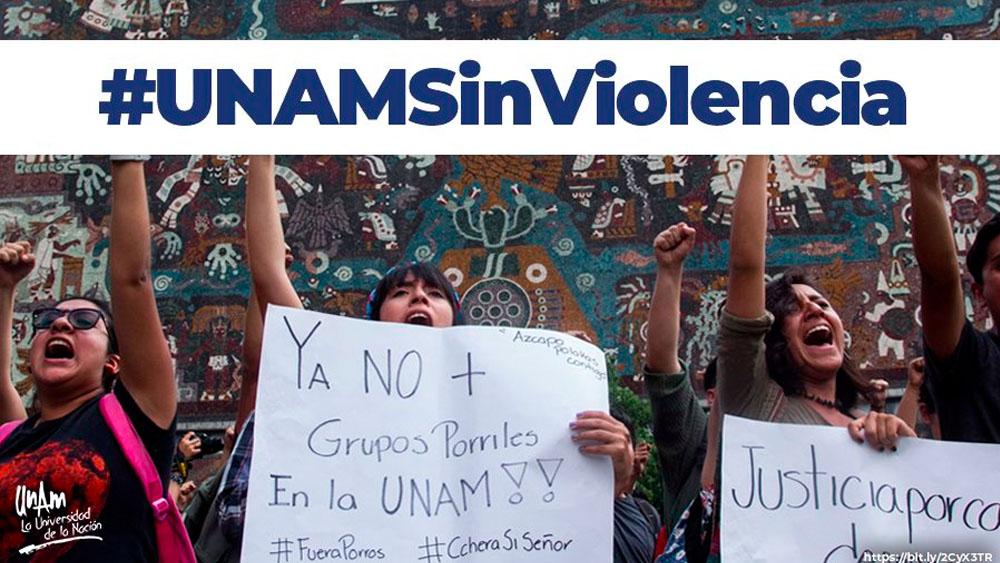 Directores de la UNAM exigen un alto a la provocación - Foto de UNAM