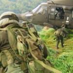 Mueren cuatro militares en accidente de helicóptero en Colombia - muerte de soldados helicóptero colombia