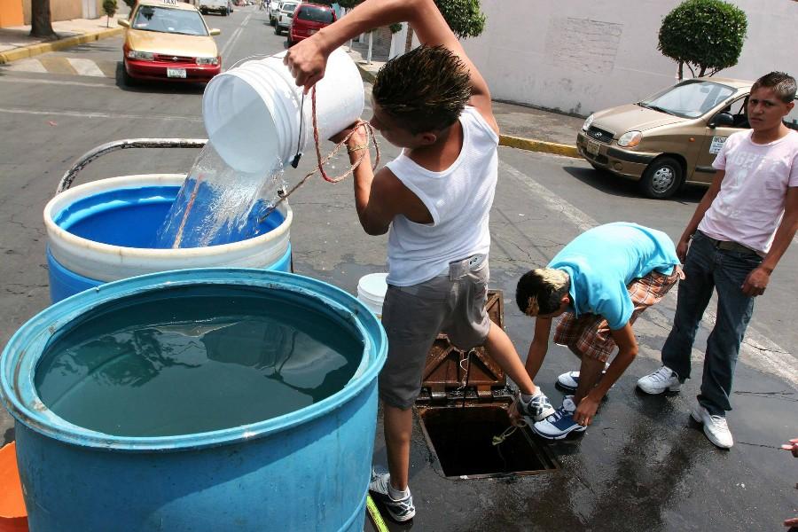 servicio de agua recomendaciones