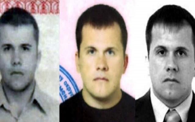 Putin galardonó héroe a sospechoso de envenenamiento a exespía ruso - Fotos de Alexander Yevgeniyevich Mishkin con el paso del tiempo. Foto de Bellingcat
