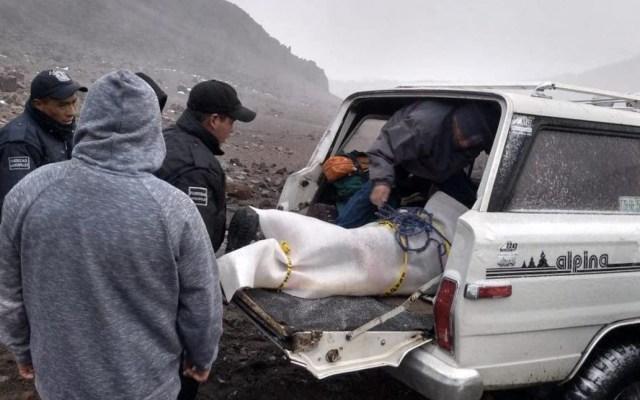 Mueren tres alpinistas en el Pico de Orizaba - Foto de El Siglo de Torreón