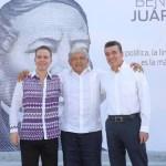 López Obrador anuncia inversión de 2 mil mdp para afectados por sismos - Foto de Facebook/Manuel Velasco Coello