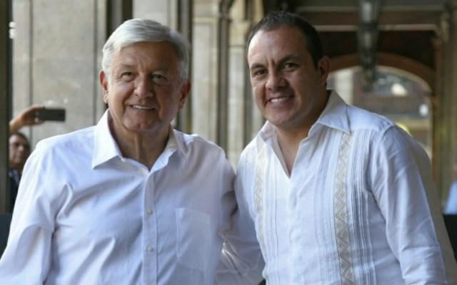 López Obrador se reunirá el martes con damnificados del 19-S: Blanco - Foto de @cuauhtemocb10