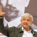 López Obrador irá por cambios a la ley para lograr democracia sindical - Foto de Notimex