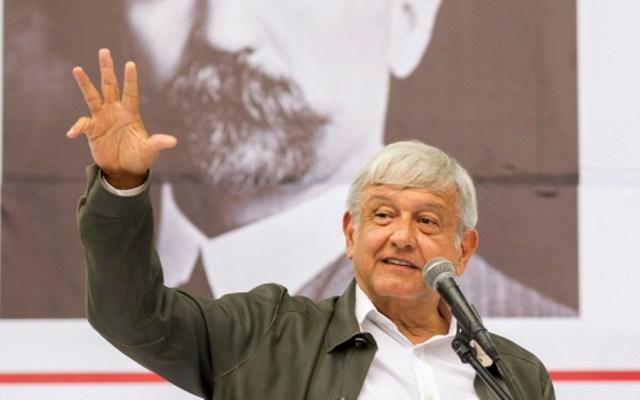 López Obrador pretende dividir a México en 265 regiones de seguridad - Foto de Notimex