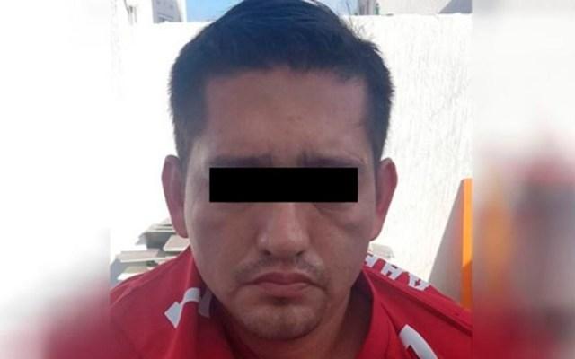 Vinculan a proceso a presunto homicida del periodista Mario Gómez - El Machaca, presunto homicida del periodista Mario Gómez. Foto de FGE Chiapas