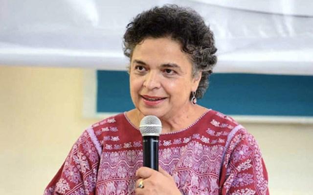 Cuestiona Beatriz Paredes consulta sobre el aeropuerto; exige apegarse a la constitución - Foto de Internet