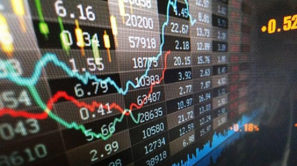 Bolsas de valores viven jueves negro tras desplome de Wall Street - Bolsas de valores del mundo se desploman. Foto de Internet