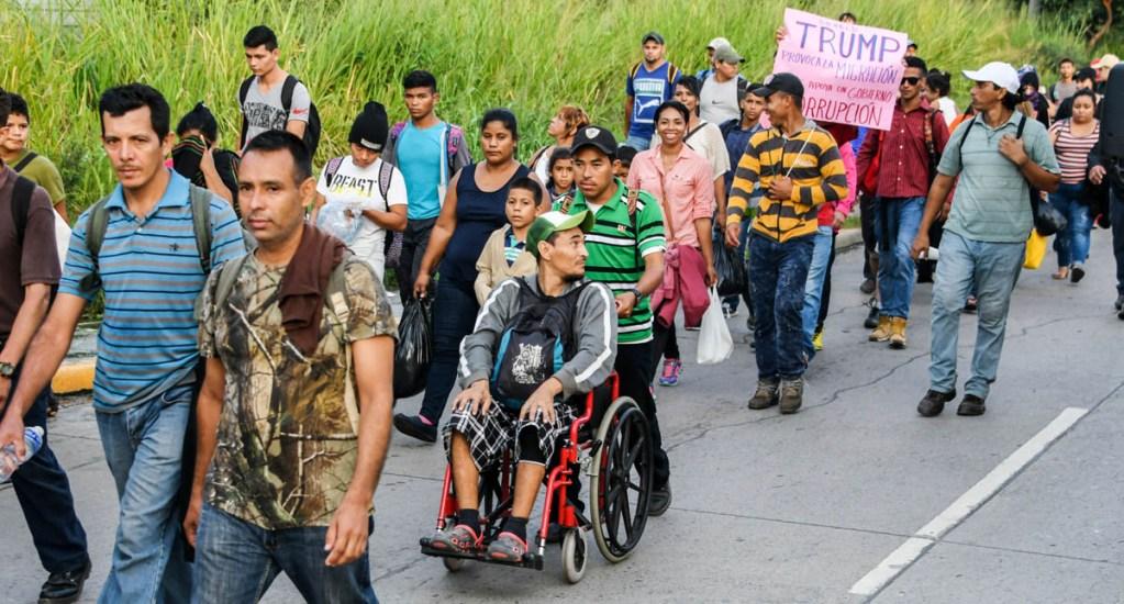 Anuncian nuevas restricciones para pedir asilo político en EE.UU. - departamento de justicia aplica nuevas medidas para pedir asilo politico