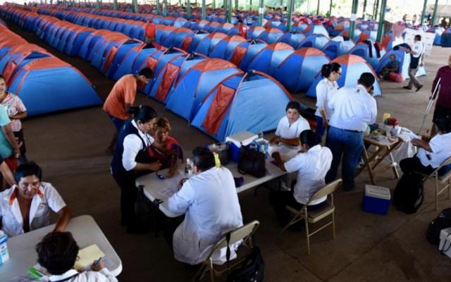 Regresan voluntariamente 110 migrantes hondureños: gobierno de México - Regresan voluntariamente 110 migrantes hondureños: gobierno de México