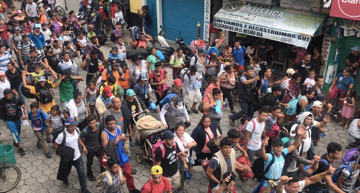 Reitera Segob que atiende solicitudes de ingreso de migrantes