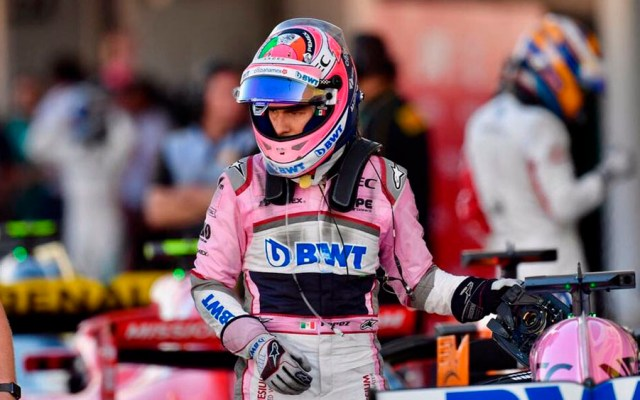 Force India destaca cualidades de Checo Pérez - Foto de @SChecoPerez