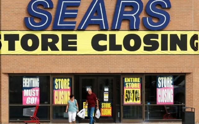 Sears oficialmente en bancarrota - Sears se declaró en bancarrota este lunes. Foto de Internet