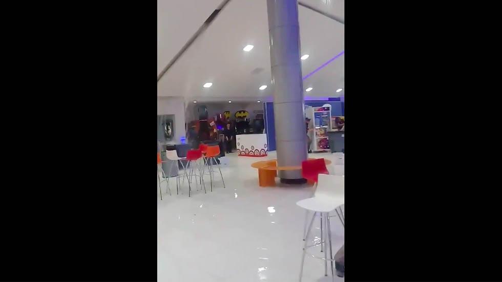 #Video Fuertes lluvias abren techo de Cinépolis en Ecatepec - #Video Fuertes lluvias abren techo de Cinépolis en Ecatepec