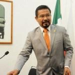 Cipriano Charrez pide licencia para enfrentar causa penal - Cipriano Charrez en Cámara de Diputados. Foto de Internet