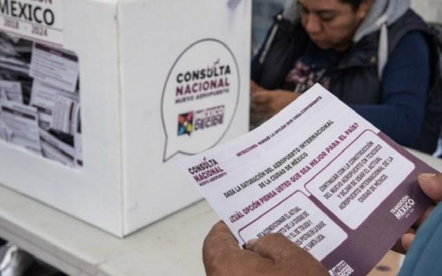 Coparmex llama a no abusar de las consultas populares - solo en nuevo león ganó texcoco en la consulta