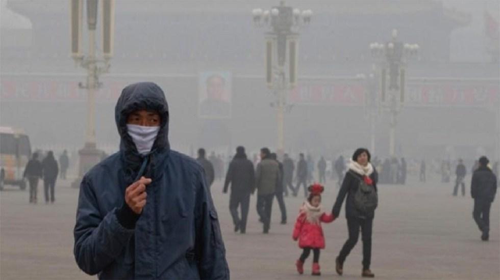 Relacionan cáncer bucal a la contaminación del aire - Contaminación del aire podría detonar cáncer bucal. Foto de Internet