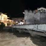 Tromba deja afectaciones en el municipio de Cotija, Michoacán - Foto de @GobiernoCotija
