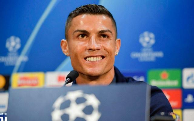 No me corresponde hablar de las crisis de los demás: Cristiano Ronaldo - Foto de Juventus