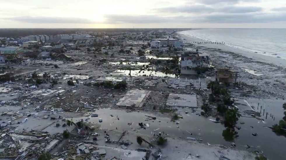 Buscan desaparecidos tras el paso del huracán Michael en Florida - Desaparecidos florida huracán michael