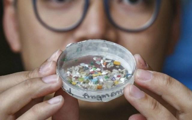Dieta de humanos incluye microplásticos - Científicos hallaron microplásticos en heces humanas. Foto de Internet