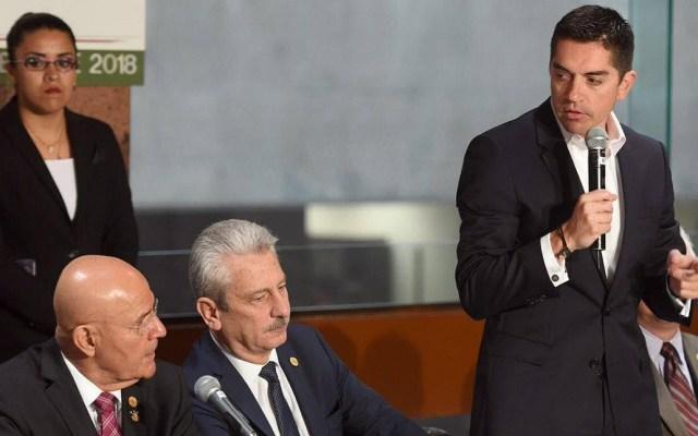 Diputado federal renuncia al PAN para sumarse a Morena - Diputado federal Luis Fernando Salazar. Foto de @SalazarLuisFer