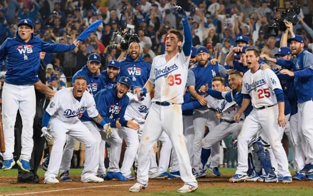 Dodgers ganan y recortan distancia en Serie Mundial - dodgers