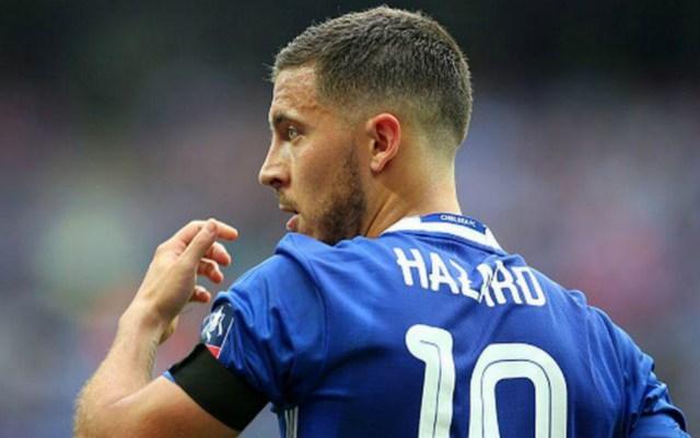 """""""El Real Madrid es mi sueño desde que era niño"""": Eden Hazard - Eden Hazard, posible refuerzo del Madrid"""
