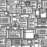 Nuevo reto viral desafía a encontrar un libro entre gadgets - Nuevo reto viral de Internet. Foto de Edu Prints Plus
