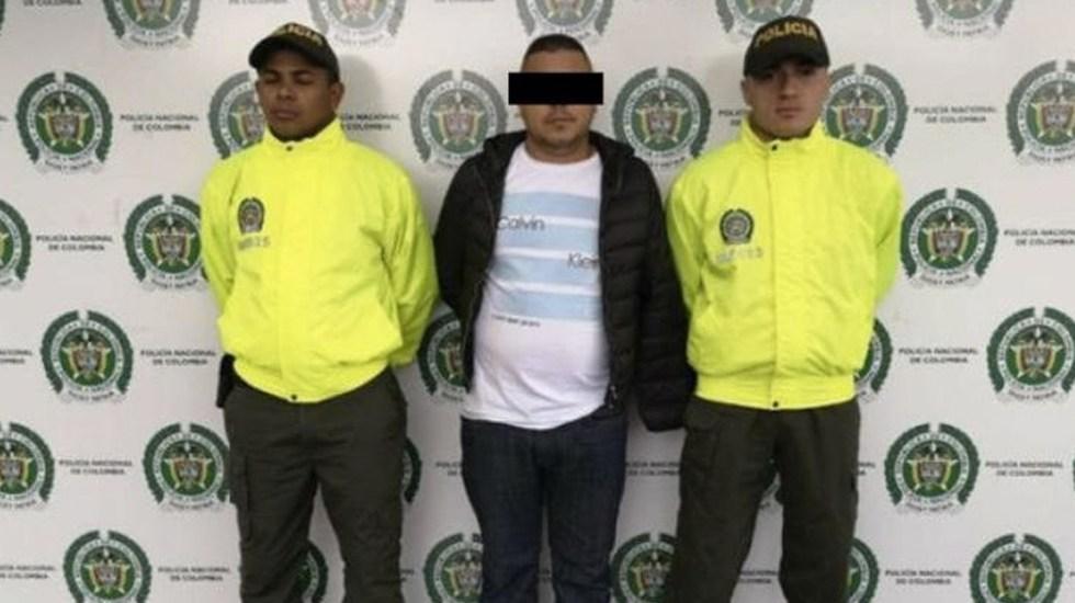 Capturan al 'Berna' negociador del CJNG en Colombia - Foto de El Informador