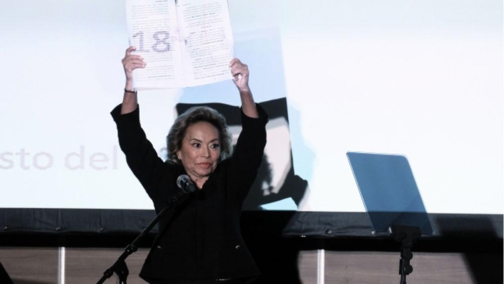 """""""Vamos sin miedo por el SNTE"""": Elba Esther Gordillo. Noticias en tiempo real"""