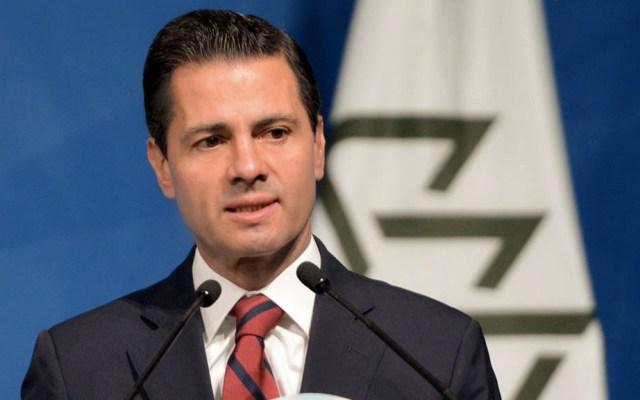 Aumentó delincuencia en comercios capitalinos durante sexenio de EPN - Foto de Presidencia