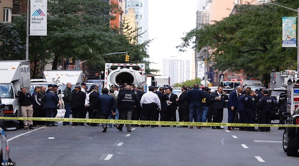 Desalojan edificio Time Warner por paquete sospechoso — Nueva York