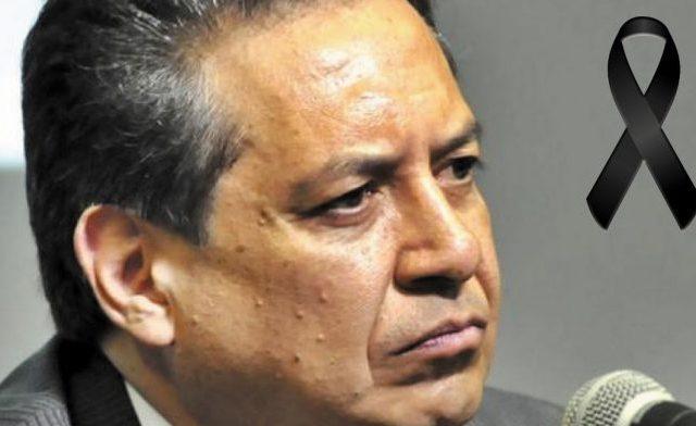 Murió Alejandro Straffon Ortiz, exprocurador de Hidalgo - Alejandro Straffon Ortiz, exprocurador de Justicia de Hidalgo. Foto de Quadratín.