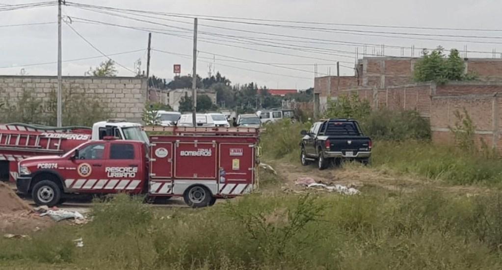 Localizan fosa clandestina con al menos 10 cuerpos en Jalisco - Localizan fosa clandestina con al menos 10 cuerpos en Jalisco