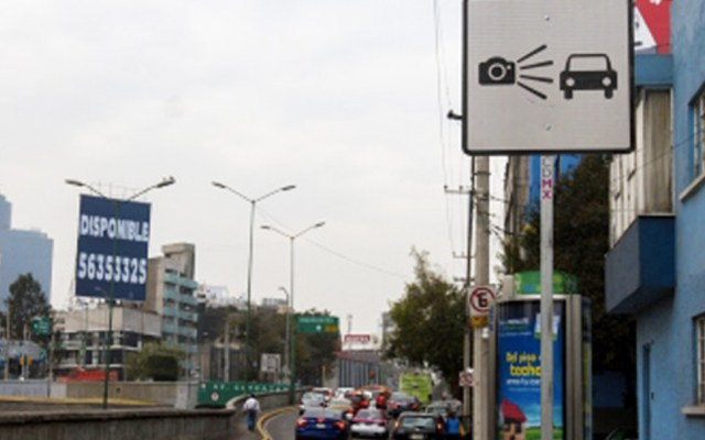 Se dejarán de percibir mil mdp por desaparición de fotomultas en la Ciudad de México - Foto de internet