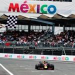 El público mexicano fue esencial en el Gran Premio de México: Soberón - Foto de @F1