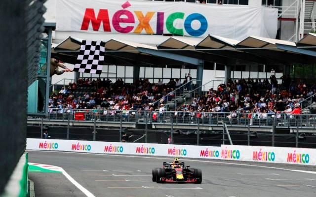 Gran Premio de la Ciudad de México 2020 será el 1 de noviembre - Foto de @F1