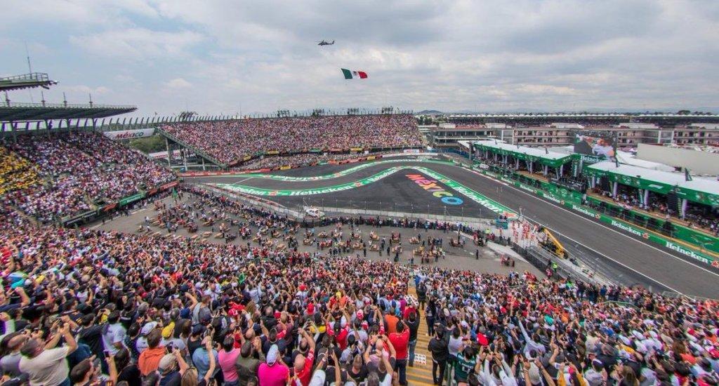 Reconocen al Gran Premio de México como el mejor evento de la F1 - Reconocen al México GP como el mejor evento de la FIA