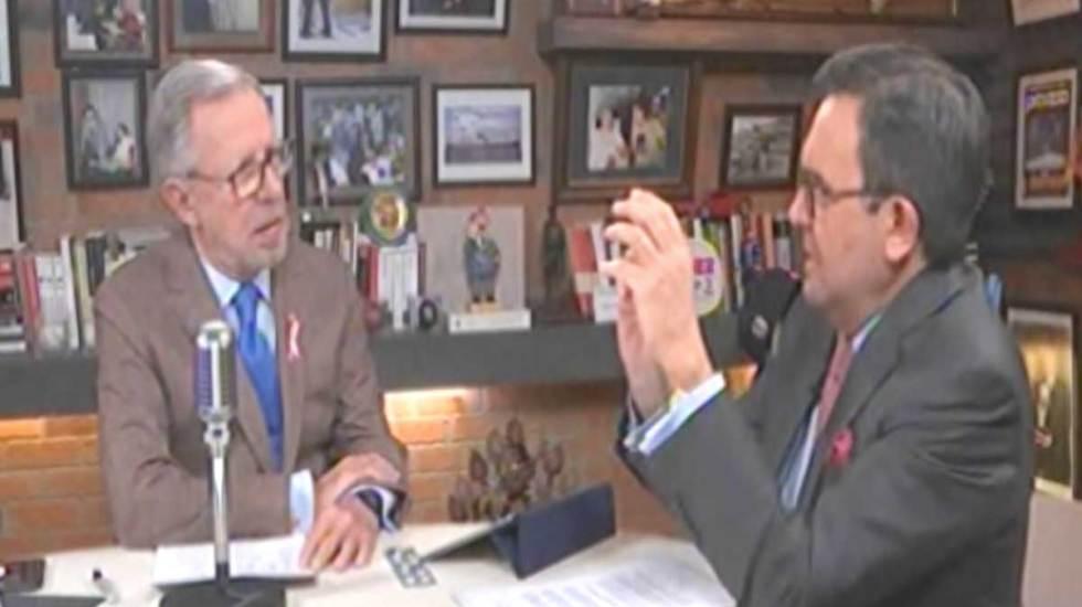 López-Dóriga entrevista a Ildefonso Guajardo tras acuerdo USMCA