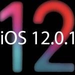 Hallan grave fallo de seguridad en actualización 12.0.1 de iOS - Actualización 12.0.1 de iOS. Foto de Internet