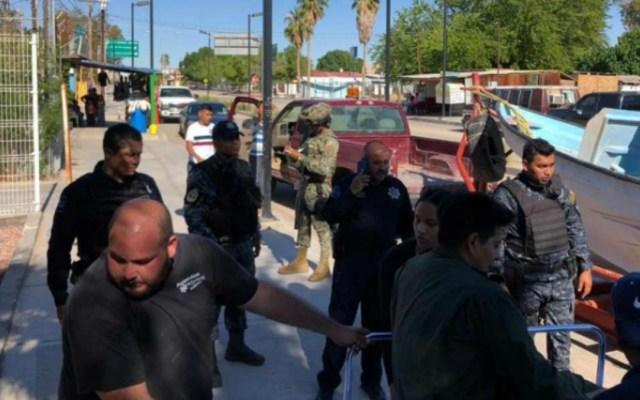 Encuentran cuerpo de marino desaparecido en desplome de helicóptero - El marino fue encontrado sin vida tras varios días de búsqueda en el golfo de California