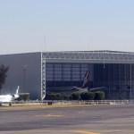 Nueva SCT analiza quitar el hangar presidencial - Hangar Presidencial. Foto El Economista