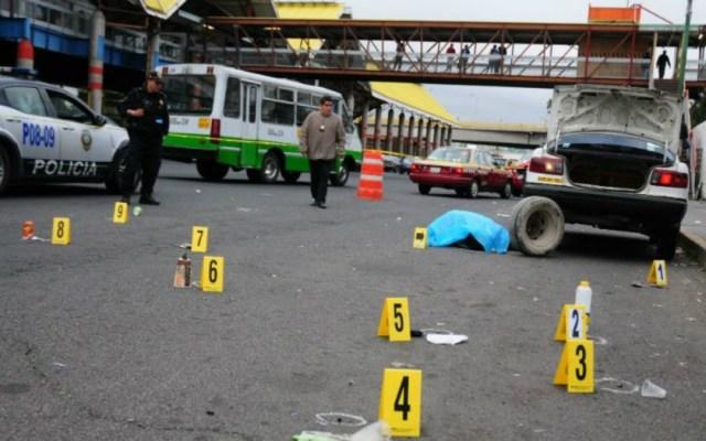 Enero, el más violento en los últimos dos años en la Ciudad de México - Foto de Internet