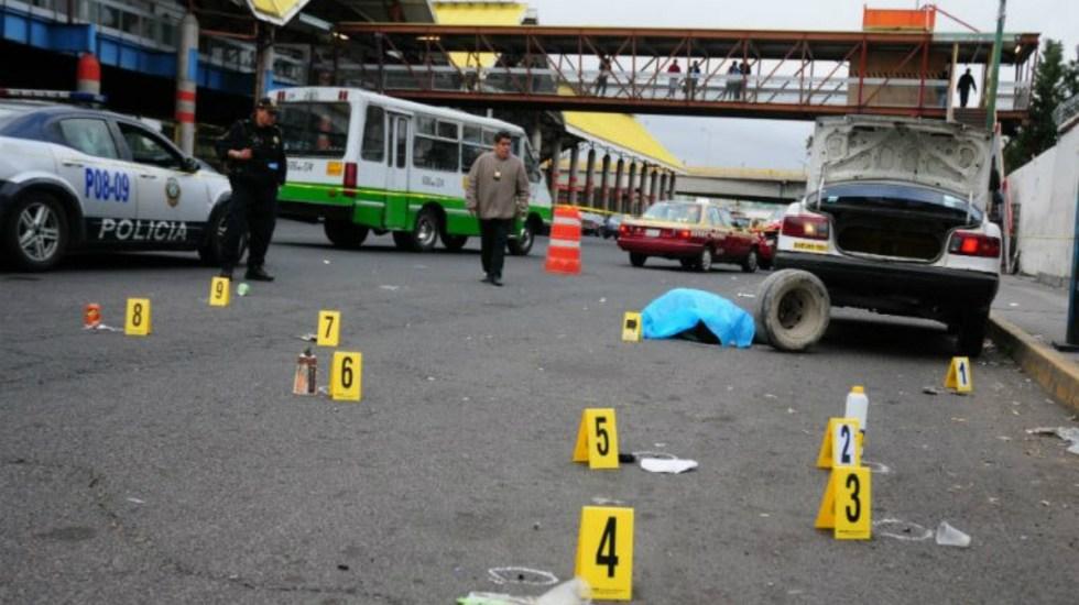 Analizan ocultamiento de homicidios en el anterior gobierno capitalino - Foto de Internet