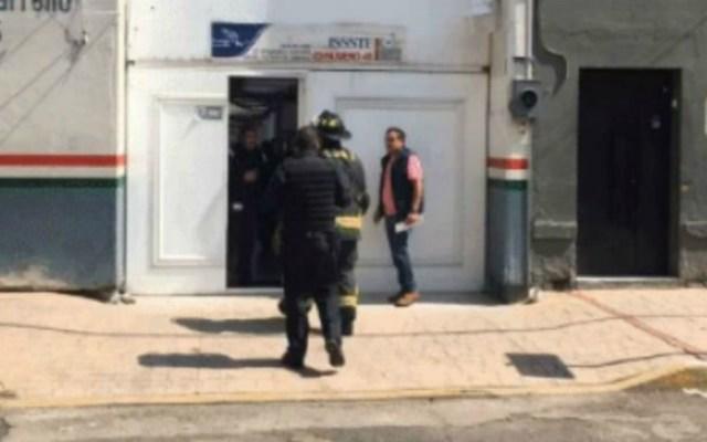 'Flamazo' en estancia infantil del ISSSTE en la Miguel Hidalgo - El incendio se originó en la cocina de la estancia 46 del issste