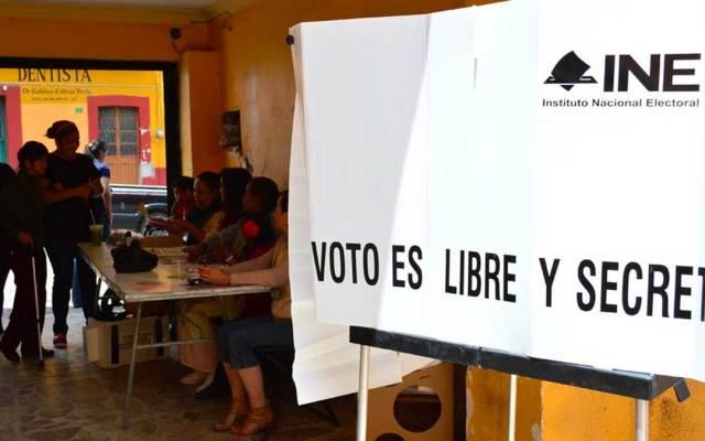 Podrán votar 19 millones de mexicanos en comicios locales de 2019: INE - Foto de La Razón