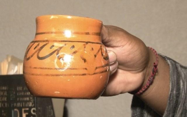 Sustituyen unicel por jarritos de barro en Morelos - Foto de Sur Digital